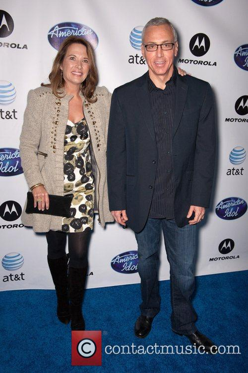 Dr. Drew and his wife Idol Prom: The...