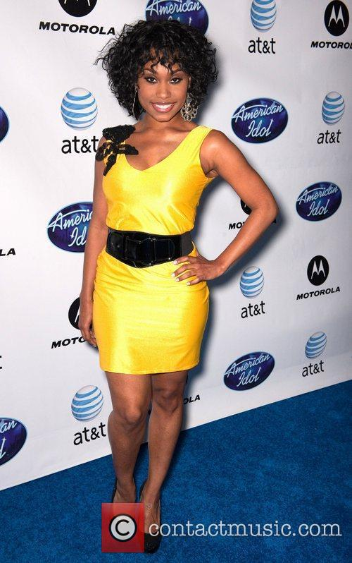 Angell Conwell and American Idol 2