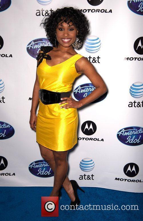 Angell Conwell and American Idol 3