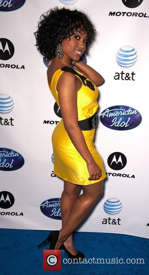 Angell Conwell and American Idol 1
