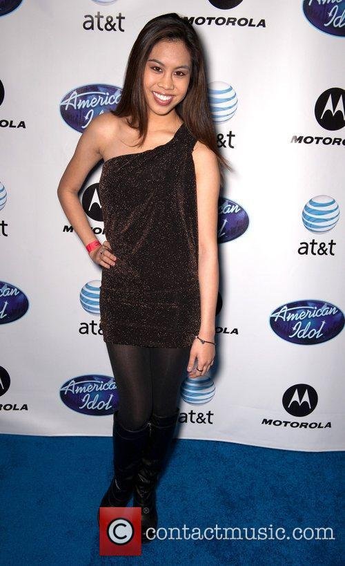 Ashley Argota and American Idol 2