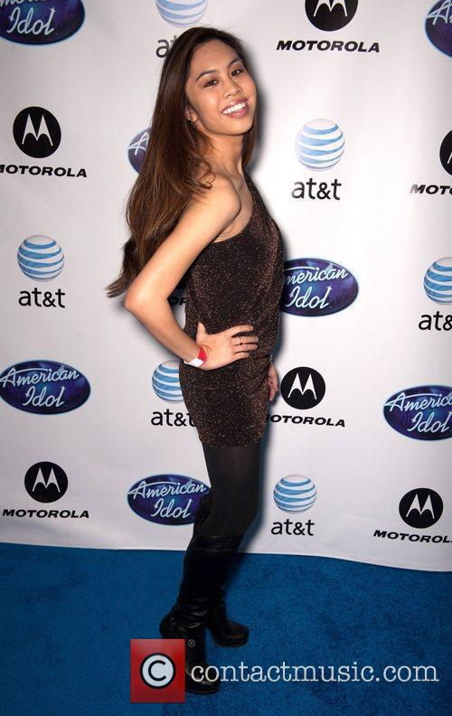 Ashley Argota and American Idol 1
