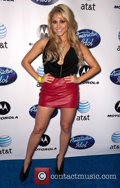 Cassie Scerbo and American Idol 3