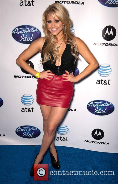 Cassie Scerbo and American Idol 2