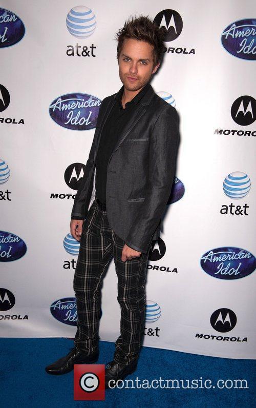 Thomas Dekker and American Idol 1