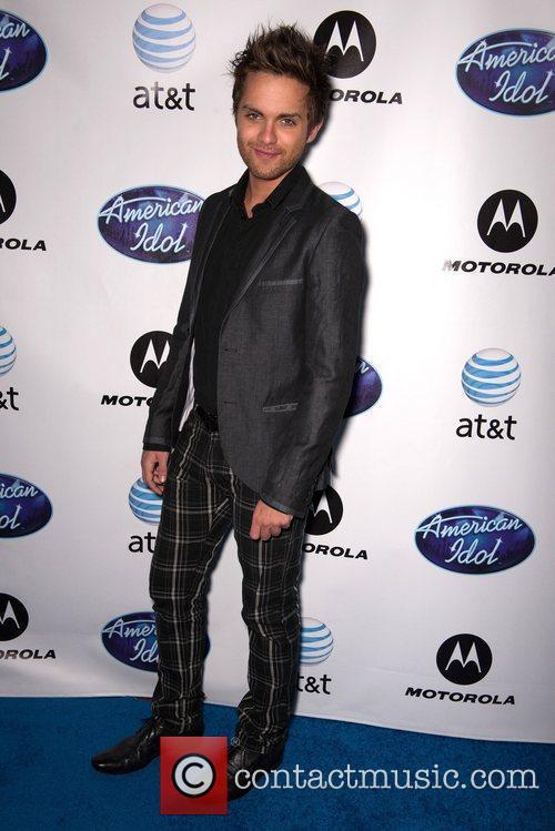 Thomas Dekker and American Idol 2