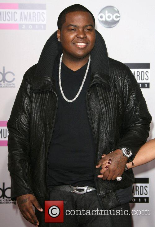Sean Kingston and American Music Awards 1