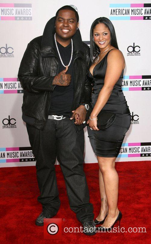 Sean Kingston and American Music Awards 4
