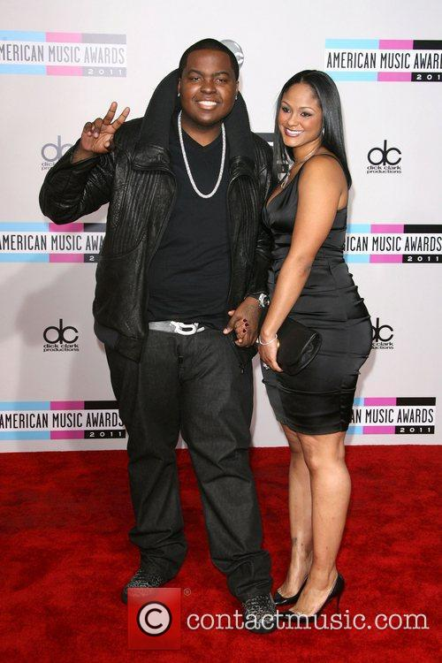 Sean Kingston and American Music Awards 6