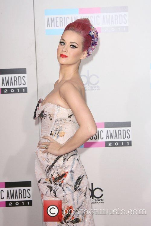 Katy Perry and American Music Awards 4