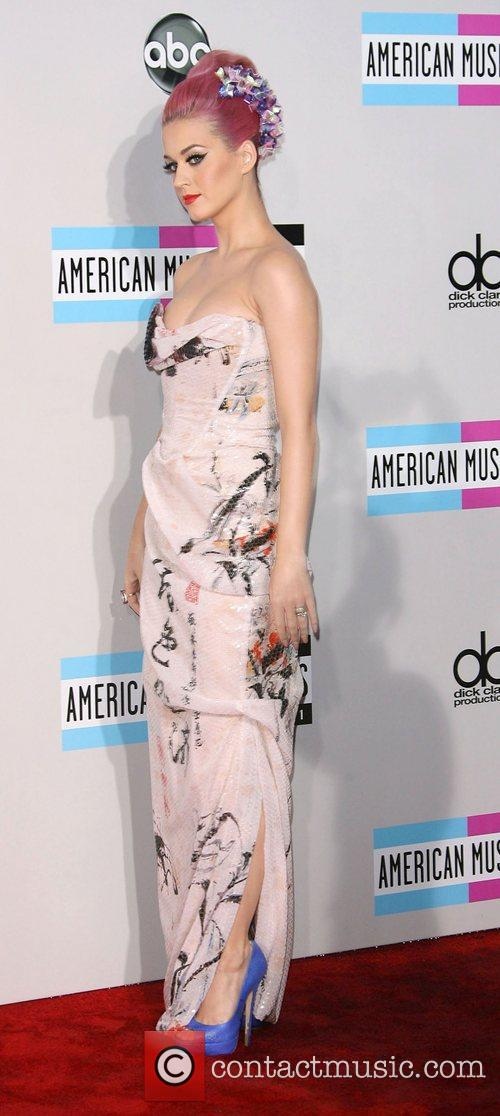 Katy Perry and American Music Awards 3