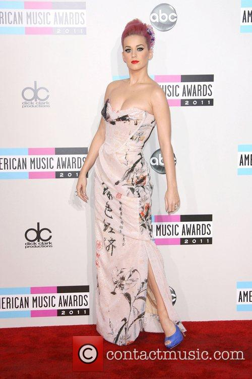 Katy Perry and American Music Awards 2