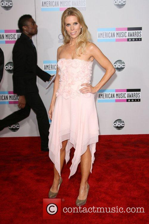 Cheryl Hines and American Music Awards 1