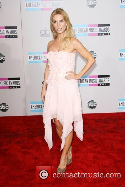 Cheryl Hines and American Music Awards 2