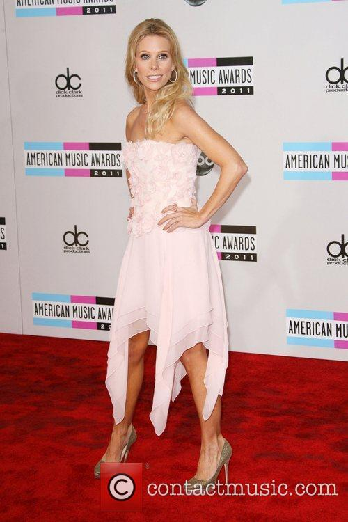 Cheryl Hines and American Music Awards 3