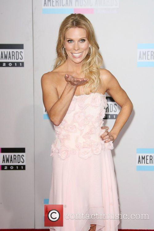 Cheryl Hines and American Music Awards 5