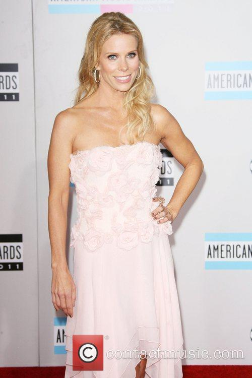 Cheryl Hines and American Music Awards 4