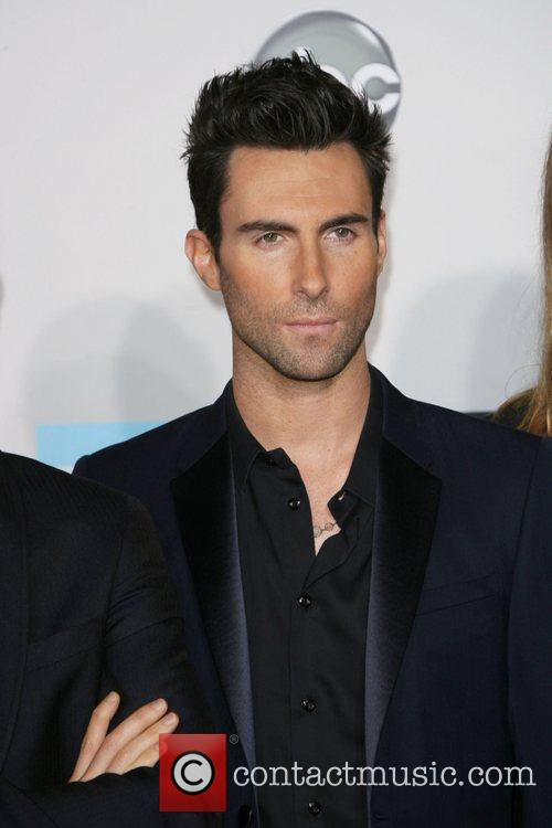 Adam Levine and American Music Awards 2