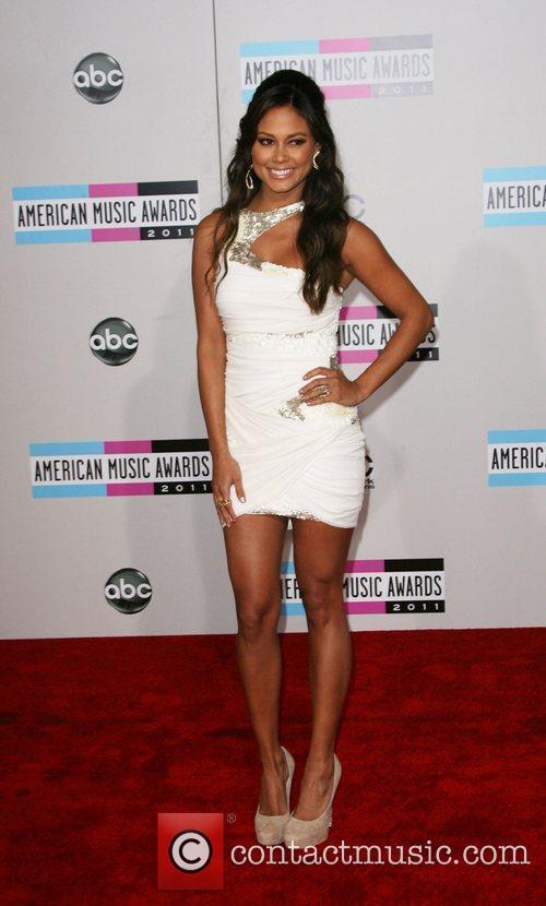 Vanessa Minnillo and American Music Awards 2