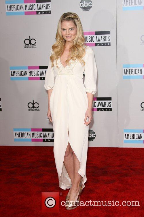 Jennifer Morrison and American Music Awards 5