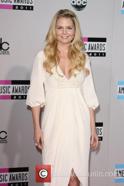 Jennifer Morrison and American Music Awards 8