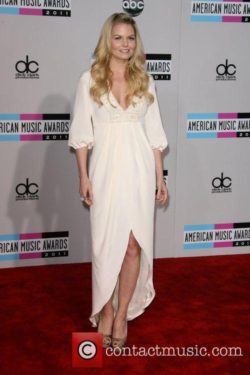 Jennifer Morrison and American Music Awards 3