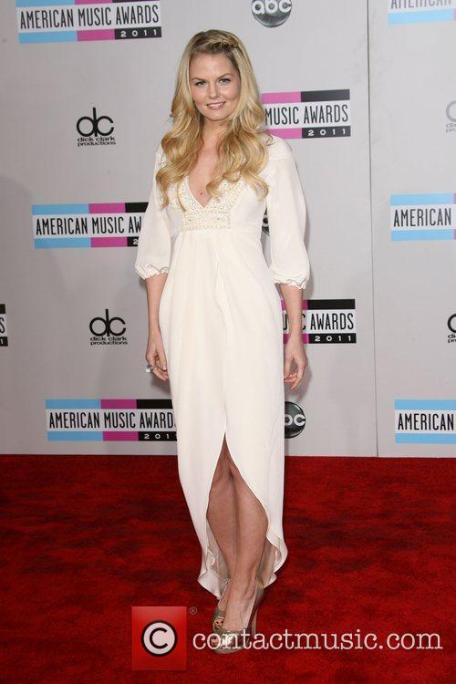 Jennifer Morrison and American Music Awards 2