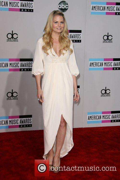 Jennifer Morrison and American Music Awards 6