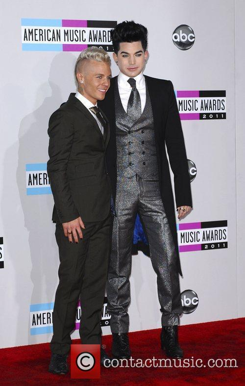 Adam Lambert and American Music Awards 1