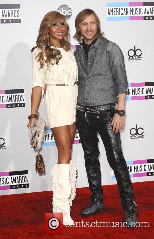 David Guetta and American Music Awards