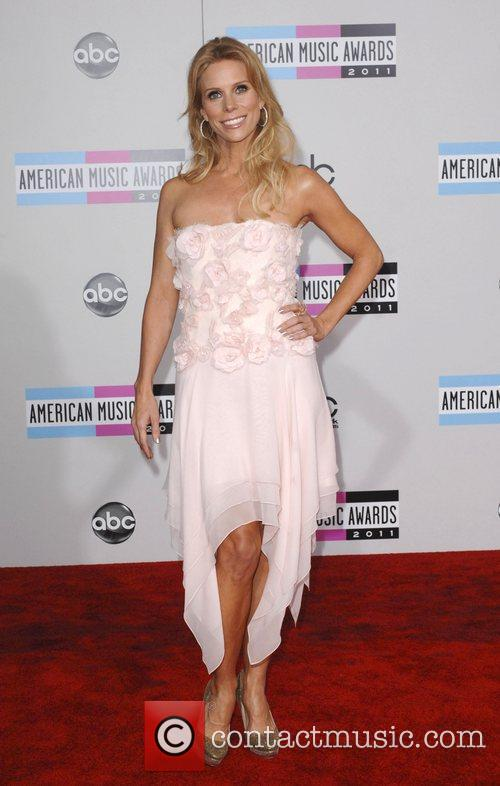 Cheryl Hines and American Music Awards 6