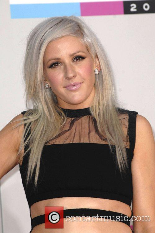 Ellie Goulding and American Music Awards 2