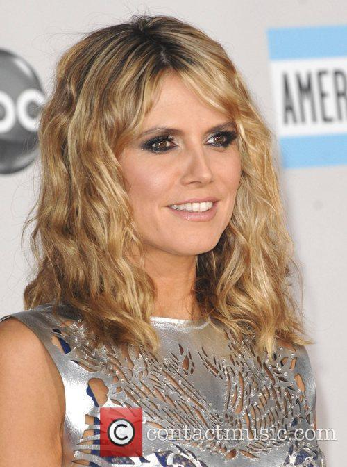 Heidi Klum and American Music Awards 7