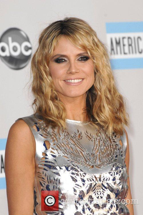 Heidi Klum and American Music Awards 8