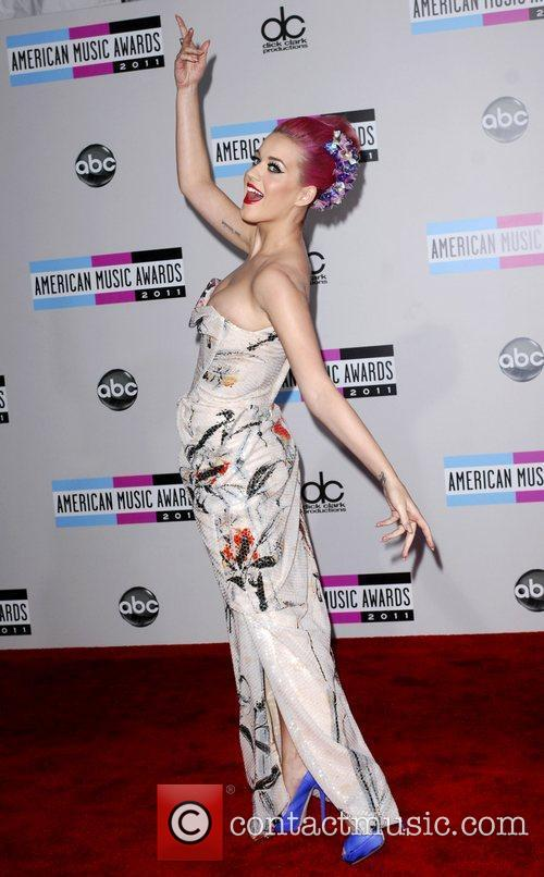 Katy Perry and American Music Awards 8