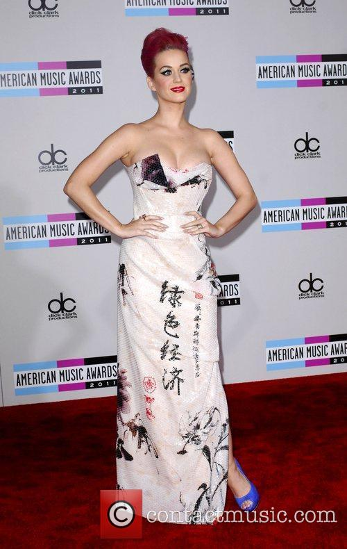 Katy Perry and American Music Awards 10