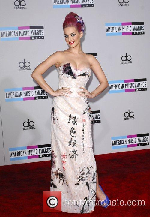 Katy Perry and American Music Awards 9
