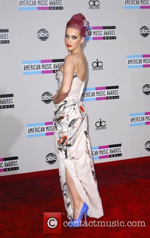 Katy Perry and American Music Awards 5