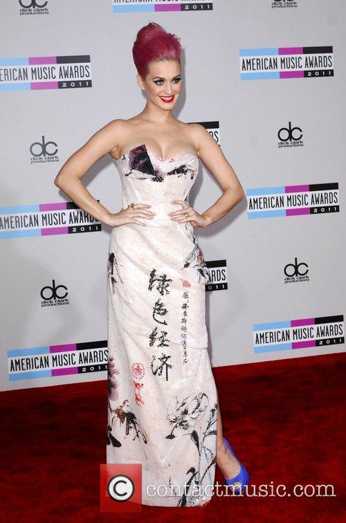 Katy Perry and American Music Awards 11