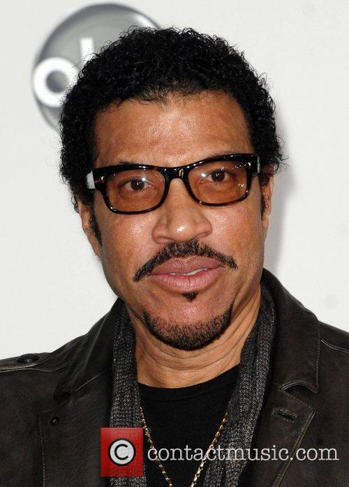 Lionel Richie and American Music Awards 4