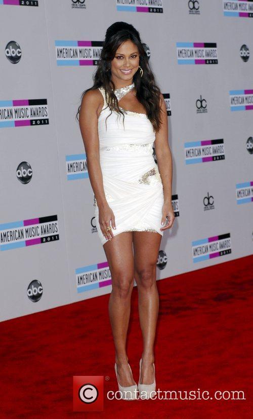 Vanessa Minnillo and American Music Awards 1