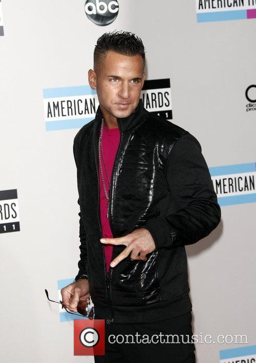 Mike Sorrentino and American Music Awards 1