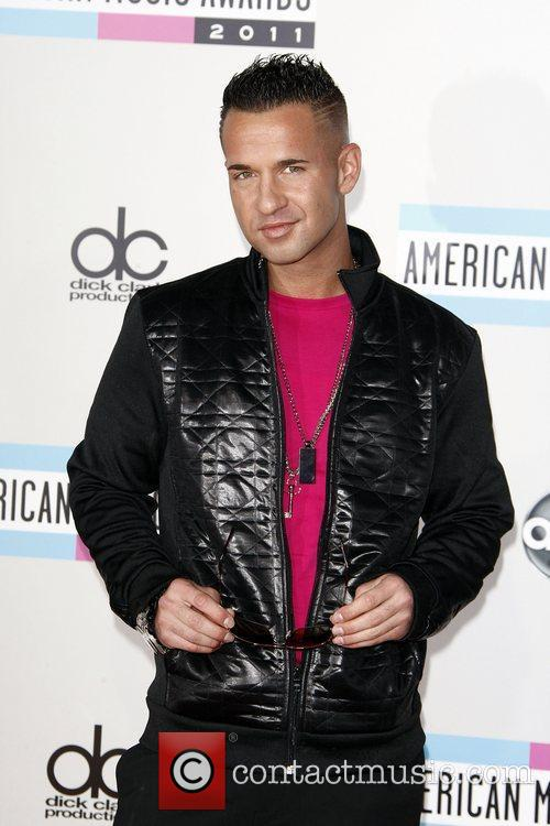 Mike Sorrentino and American Music Awards 2