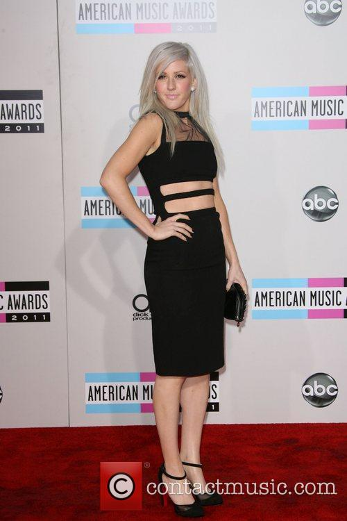 Ellie Goulding and American Music Awards 8