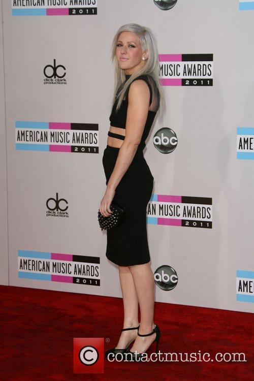 Ellie Goulding and American Music Awards 10