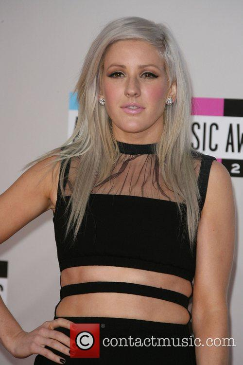 Ellie Goulding and American Music Awards 4