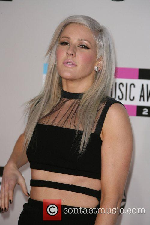 Ellie Goulding and American Music Awards 5
