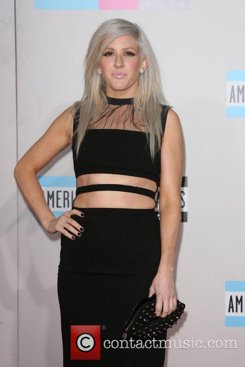 Ellie Goulding and American Music Awards 9