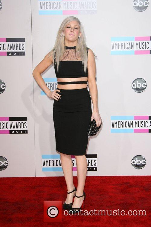 Ellie Goulding and American Music Awards 7