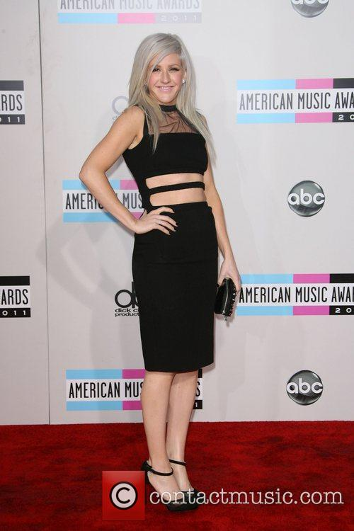 Ellie Goulding and American Music Awards 6